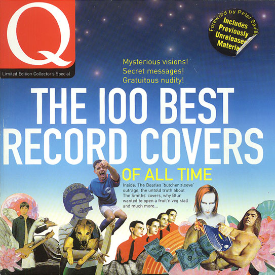 Best Book Covers All Time : Tone records q best record covers of all time